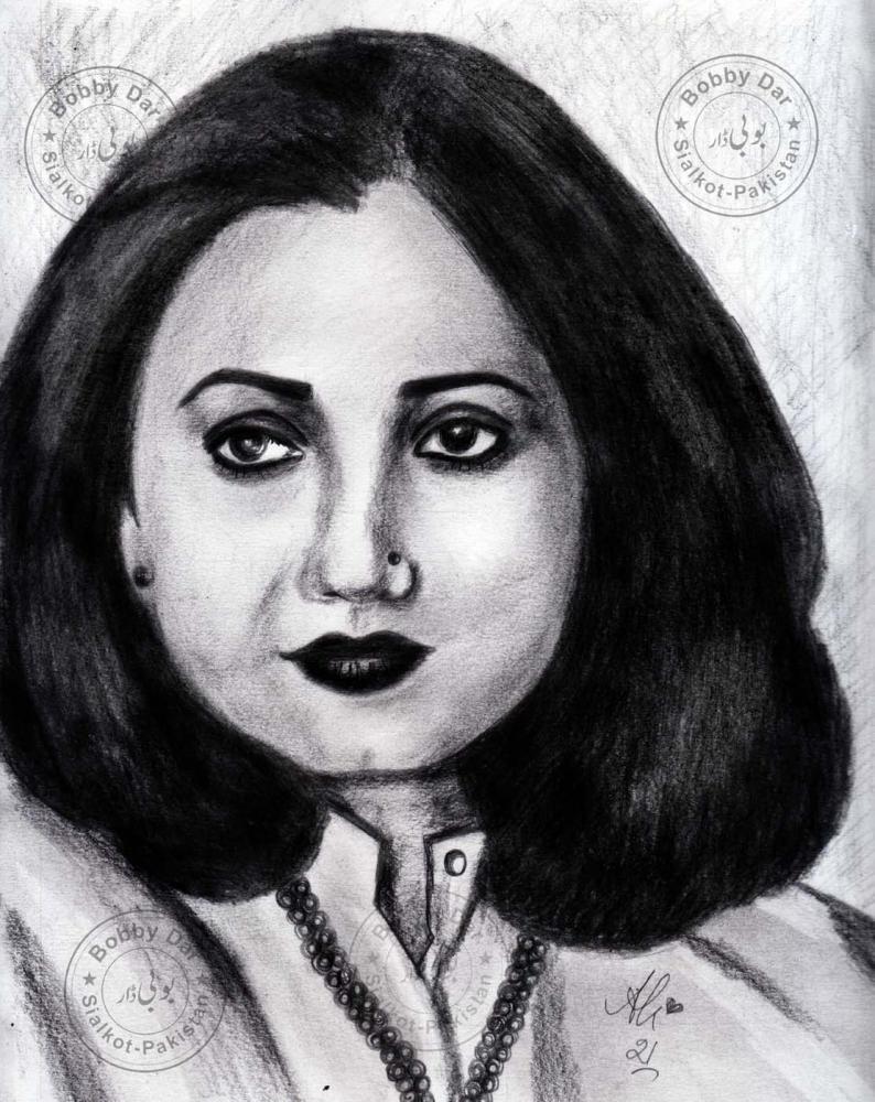 Parveen Shakir by bobbydar01@gmail.com